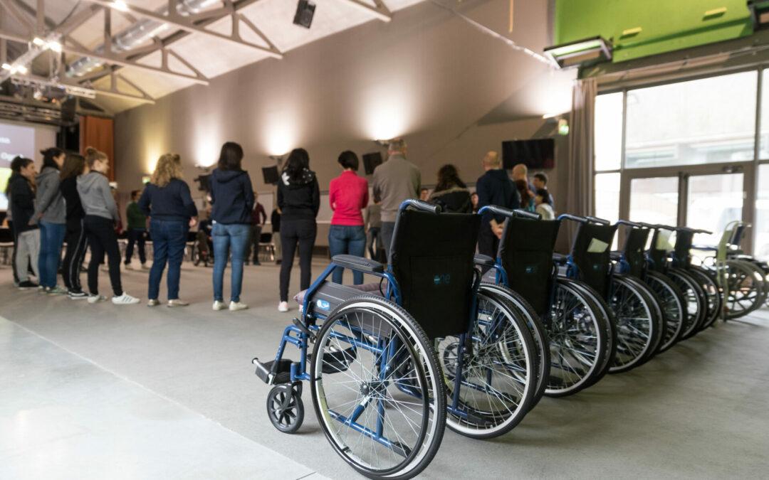 DEI: focus disabilità