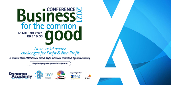 Business for the Common Good – Conferenza 2021