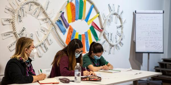 Lezioni a Dynamo Camp per gli studenti del Master in Terapia Ricreativa